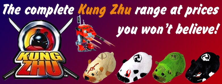 Kung Zhu Action Toys & Figures