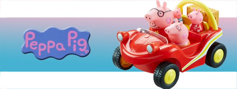 Peppa Pig Dolls & Soft Toys