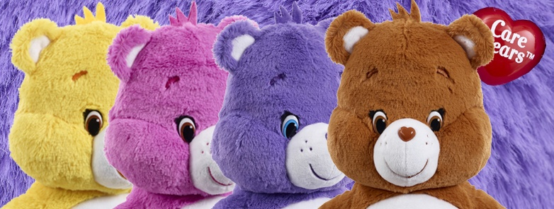 Care Bears Dolls & Soft Toys