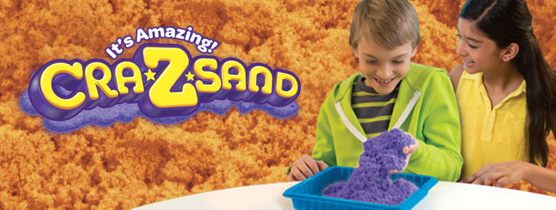 Cra-Z-Sand Arts & Crafts