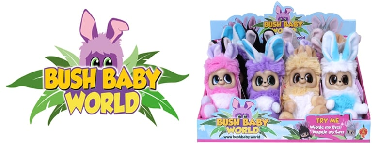 Bush Baby World Playsets & Figures
