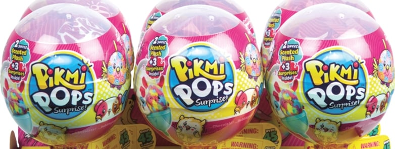 Pikmi Pops Collectables & Crazes