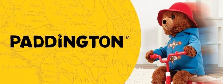 Paddington Bear Dolls & Soft Toys