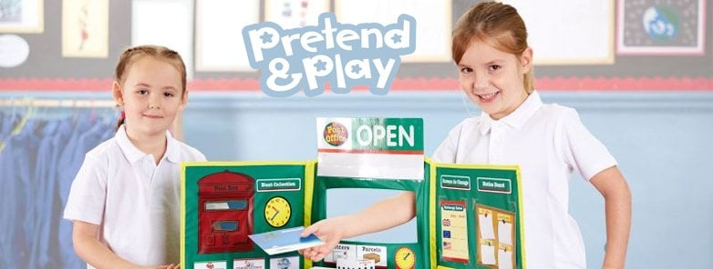 Pretend & Play Discovery & Learning