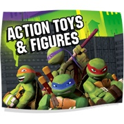 Action Toys & Figures