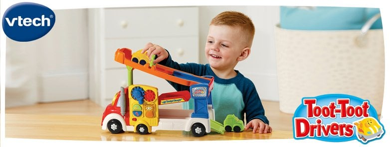 vTech Toot-Toot-Drivers
