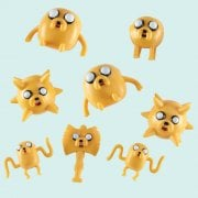 Adventure Time 8-Piece Jake Battle of Ooo Pack