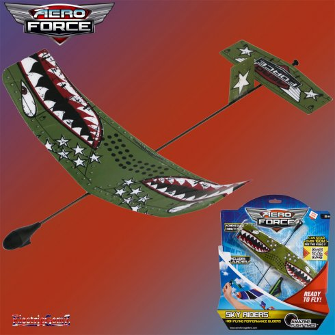 Aero Force Green Monster Sky Rider
