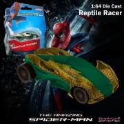 Amazing Spider-Man Die Cast Reptile Racer
