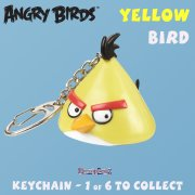 Angry Birds Official Keychain Yellow Bird
