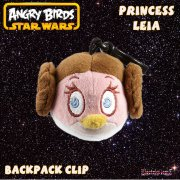 Angry Birds Star Wars Backpack Clip - Princess Leia