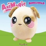 Animagic 20cm Large Squeezamals - Dan the Dog