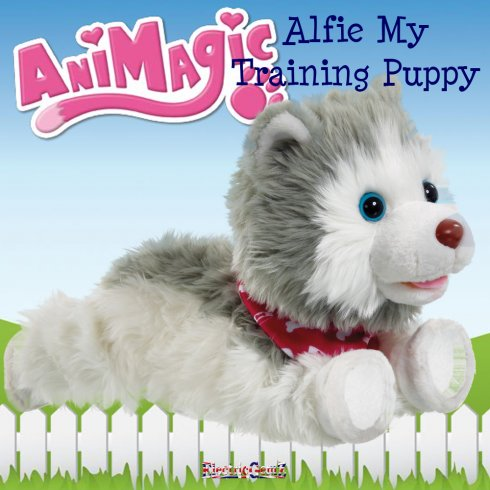 AniMagic Alfie My Training Puppy