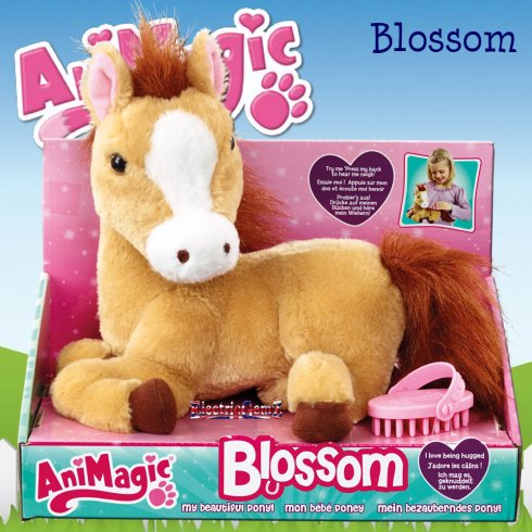 AniMagic Blossom My Beautiful Pony