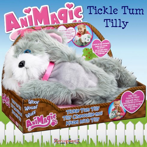 AniMagic Tickle Tum Tilly