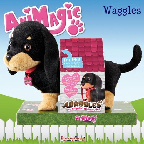 Animagic Waggles My Wigglin Walkin Pup