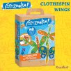 Artzooka Clothespin Wings Kit