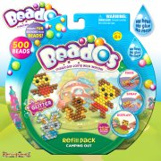 Beados 500 Piece Theme Pack Refill - Camping Out