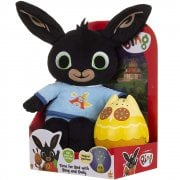 Bedtime Bing Soft Toy with Musical Owly Light-Show