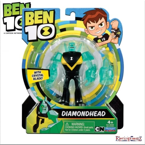 Ben 10 Action Figure - Diamondhead