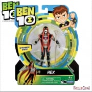 Ben 10 Action Figure - Hex