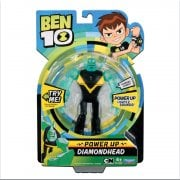 Ben 10 Deluxe Power Up - Diamondhead