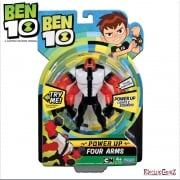 Ben 10 Deluxe Power up - Four Arms