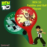 Ben 10 Paddle Bat & Ball Set
