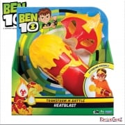 Ben 10 Transform-N-Battle Heatblast Role Play Set