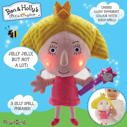 Ben & Holly - 26cm Silly Spells Holly