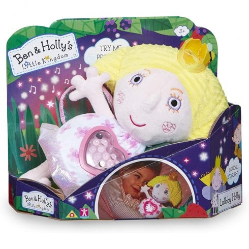 Ben & Holly Lullaby Holly with Musical Starlight