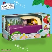 Ben & Holly - The Royal Limousine with Holly & Chauffeur