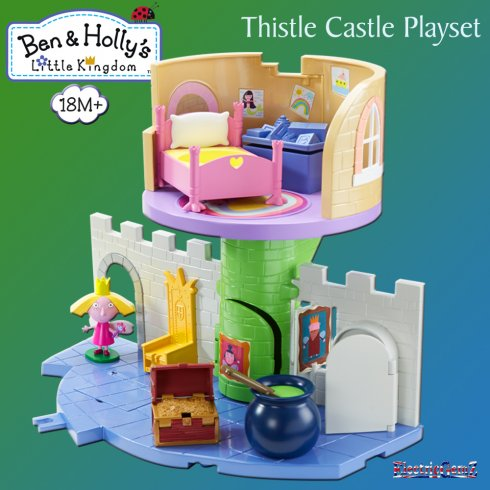 Ben & Holly Thistle Castle Playset