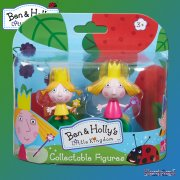 Ben & Holly Ben & Holly's Little Kingdom Collectable Twin Pack - Holly & Daisy