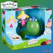Ben & Holly Ben & Holly's Little Kingdom Push-Along Vehicles Holly & Ben Frog