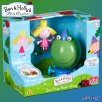 Ben & Holly's Little Kingdom Push-Along Vehicles Holly & Ben Frog