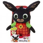 Bing - Huggable Talking Bing Soft Toy