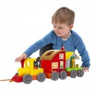 Bing Lights and Sounds Train with Mini Playset