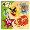 Bing Pick & Place Wooden Puzzle