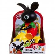 Bing's Squeaking 18cm Talkie Taxi