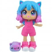 Bubble Trouble Bubblegum Kitty Scented Soft Doll