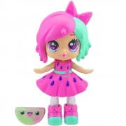 Bubble Trouble Watermelon Slice Scented Soft Doll