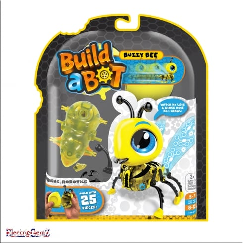 Build a Bot Buzzy Bee