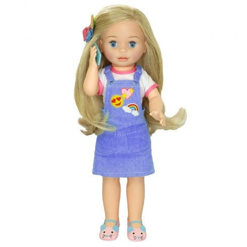 Call Me Chloe 18in Telephone Doll