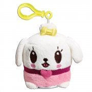 Canimals 9cm Plush Keyring Bag Clip  - Mimi
