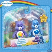 Care Bears Articulated Figures 2-Pack - Grumpy & Harmony
