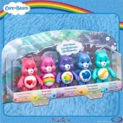 Care Bears Articulated Figures 5-Pack
