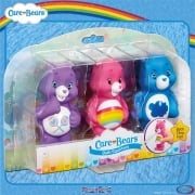 Care Bears Bath Squirters 3-pack - Share Bear, Grumpy Bear & Cheer Bear