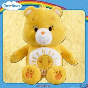 Care Bears Bean Bag 8in Plush - Funshine Bear