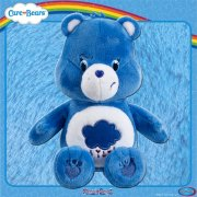 Care Bears Bean Bag 8in Plush - Grumpy Bear